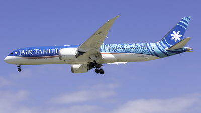 A picture of FONUI - Boeing 7879 Dreamliner - Air Tahiti Nui - © Huy Nguyễn