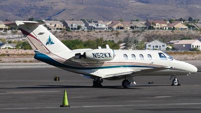 A picture of N52KX - Cessna 525 CitationJet CJ1 - [5250287] - © Taxi_Way_
