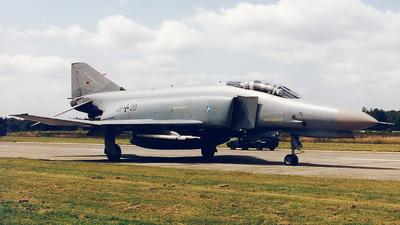 38-20 - McDonnell Douglas F-4F Phantom II - Germany - Air Force