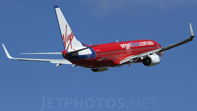 VH-BZG - Boeing 737-8FE - Virgin Blue Airlines