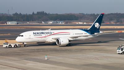 XA-AMR - Boeing 787-8 Dreamliner - Aeroméxico