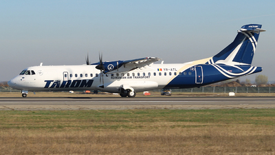 YR-ATL - ATR 72-212A(600) - Tarom - Romanian Air Transport