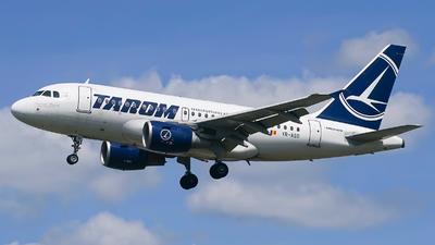 A picture of YRASD - Airbus A318111 - Tarom - © Simon330lover