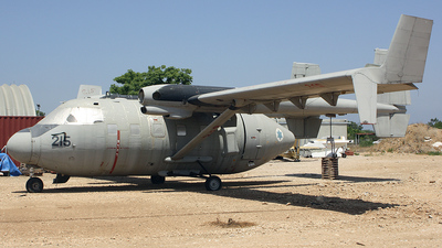 215 - IAI Arava 201 - Israel - Air Force