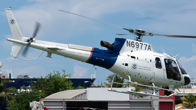 N6977A - Eurocopter AS 350B3 Ecureuil - United States - Department of Commerce