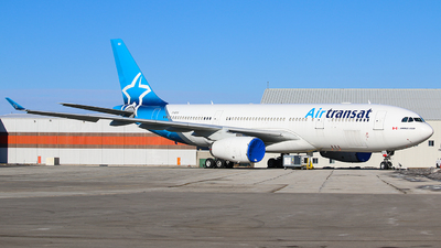 A picture of CGITS - Airbus A330243 - Air Transat - © HaoyangChen