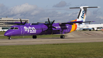 A picture of GPRPH - De Havilland Canada Dash 8400 - Flybe - © Emil Zegnalek