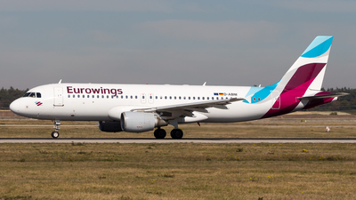D-ABNI - Airbus A320-214 - Eurowings