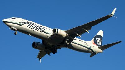 N532AS - Boeing 737-890 - Alaska Airlines