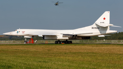 RF-94108 - Tupolev Tu-160 Blackjack - Russia - Air Force