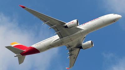 EC-NDR - Airbus A350-941 - Iberia