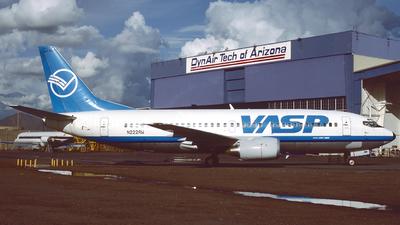 N222AW - Boeing 737-33A - VASP