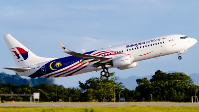9M-MSE - Boeing 737-8H6 - Malaysia Airlines