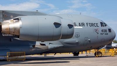 04-4138 - Boeing C-17A Globemaster III - United States - US Air Force (USAF)