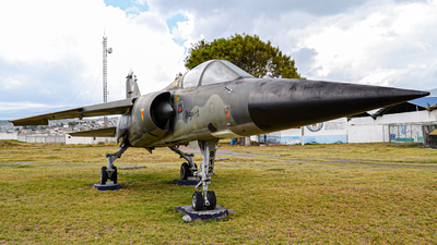FAE812 - Dassault Mirage F1 - Ecuador - Air Force