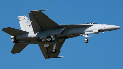 169726 - Boeing F/A-18E Super Hornet - Kuwait - Air Force