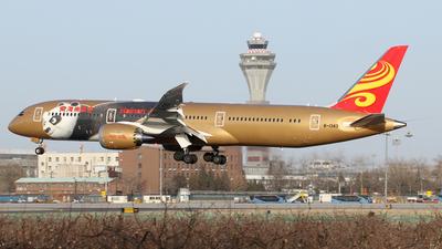 B-1343 - Boeing 787-9 Dreamliner - Hainan Airlines