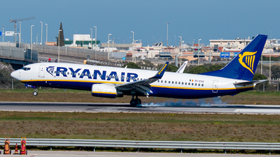 EI-DYV - Boeing 737-8AS - Ryanair