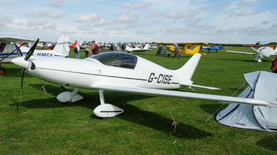 G-CISE - Aero Designs Pulsar XP - Private