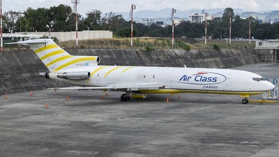 CX-CAR - Boeing 727-214(Adv)(F) - Air Class Lineas Aereas