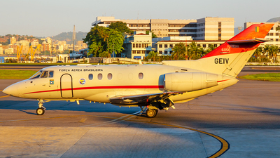 A picture of FAB6050 - Hawker IU93A -  - © Marcos V. Oliveira