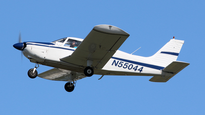 N55044 - Piper PA-28-180 Cherokee - Private
