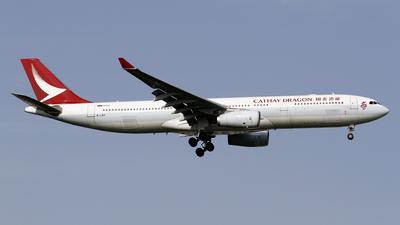 B-LBH - Airbus A330-343 - Cathay Dragon