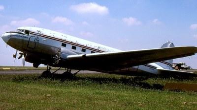 VH-MMF - Douglas C-47A Skytrain - Forrestair Cargo