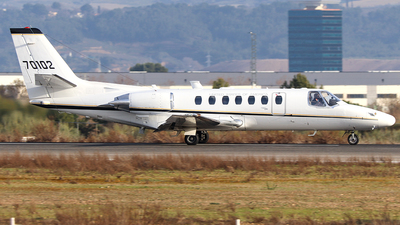 97-00102 - Cessna Citation UC-35A - United States - US Army
