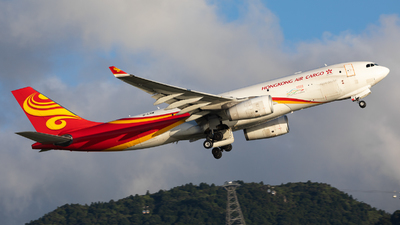 B-LNW - Airbus A330-243F - Hong Kong Airlines Cargo