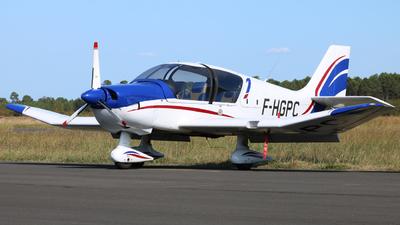 F-HGPC - Robin DR401/155CDI - Aéroclub de Bordeaux