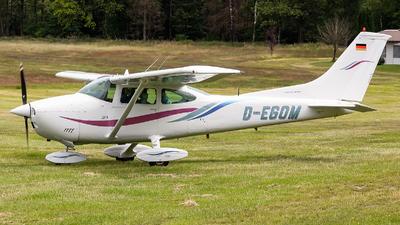 D-EGOM - Cessna 182P Skylane - LSV Hündsborn