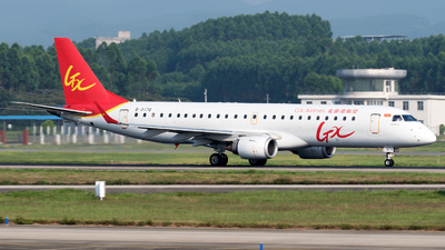 B-3178 - Embraer 190-100LR - GX Airlines