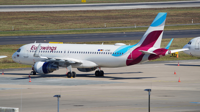 A picture of DAEWR - Airbus A320214 - Eurowings - © Yannick Schreiber