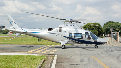 PP-SAX - Agusta A109E Power - Private