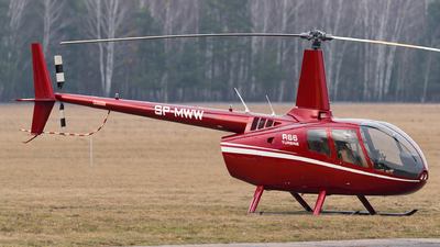 SP-MWW - Robinson R66 Turbine - Private
