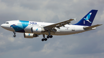 CS-TGU - Airbus A310-304 - SATA International