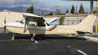 N114WP - Cessna 172N Skyhawk - Private