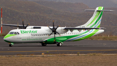 EC-MSK - ATR 72-212A(600) - Binter Canarias