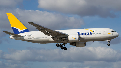 N769QT - Boeing 767-241(ER)(BDSF) - Tampa Cargo