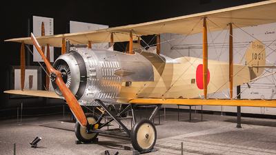 1001 - Salmson 2A-2 - Japan - Imperial Japanese Army Air Service
