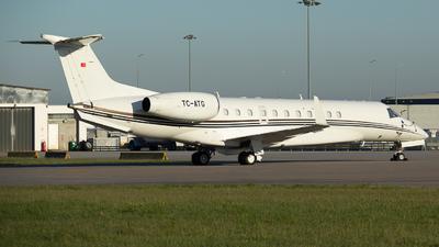 TC-ATG - Embraer ERJ-135BJ Legacy 650 - TAV Aviation