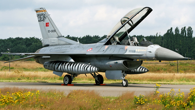 93-0695 - Lockheed Martin F-16D Fighting Falcon - Turkey - Air Force