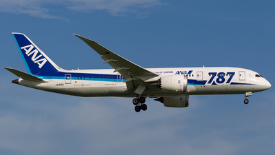 JA815A - Boeing 787-8 Dreamliner - All Nippon Airways (ANA)