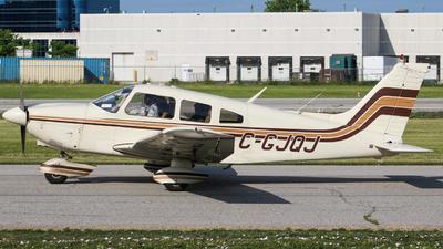 C-GJQJ - Piper PA-28-181 Cherokee Archer II - Private