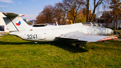 3241 - Aero L-29 Delfin - Czech Republic - Air Force