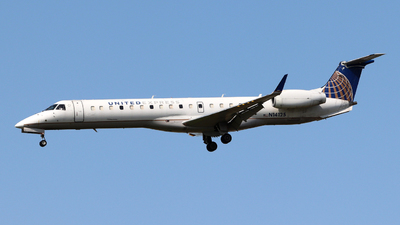 N14125 - Embraer ERJ-145XR - United Express (ExpressJet Airlines)