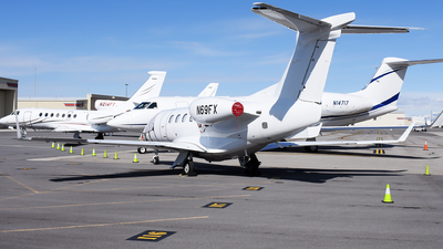 A picture of N69FX - Embraer Phenom 300 - [50500489] - © Michael Rodeback
