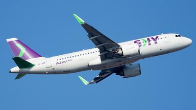CC-AZD - Airbus A320-251N - Sky Airline