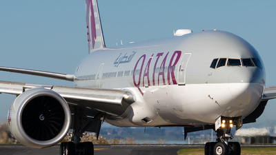 A7-BBD - Boeing 777-2DZLR - Qatar Airways